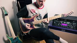 Abandoned By Bears - Blurry Vision - Guitar Playthrough (Jacob Devinder)