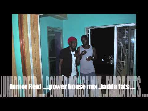 Junior Reid ..power House {mixed by fadda fats}The Very Best Of mp3