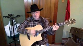 1945 -  Rainbow Stew -  Merle Haggard vocal & acoustic guitar cover & chords