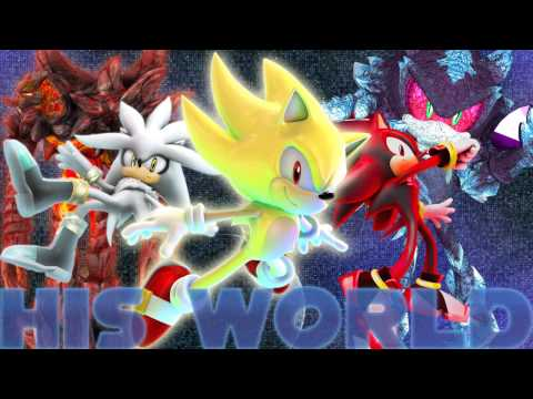 Sonic The Hedgehog 2006 His World Instrumental FULL MIX REMASTERED (INTENSE HIGH QUALITY)