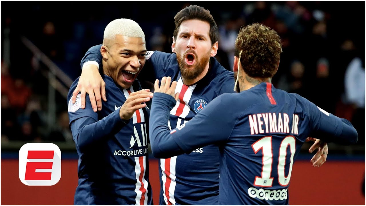 Lionel Messi to PSG is written in the stars! Can Messi-Neymar-Mbappe dominate? | Transfer news - ESPN UK