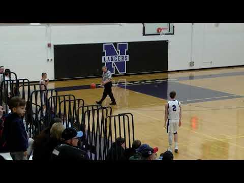 Norton Athletics - Seekonk vs. Norton High School -Boys Varsity Basketball 12/07/2018