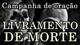 """""""ORAÇÃO"""" DE LIVRAMENTO DE MORTE E FECHAR SEPULTURAS.Com o Missionário Marcelo Gomes."""