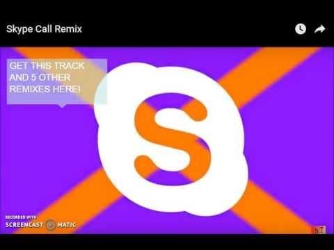 skype musica remix alterada COPY por ORU music