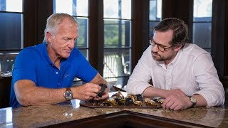 Talking Watches With Greg Norman