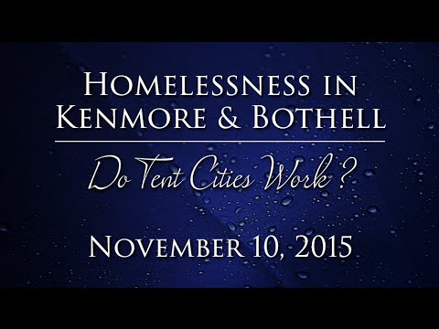 "Do Tent Cities Work? (full version) | sponsored by ""KBIG"" 