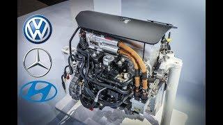 Hybrid System Technology in VW / Mercedes /Hyundai 2019