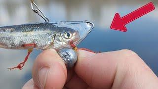 Приманка Будущего Революция в рыбалке Новый способ ловли рыбы 2021 РЫБАКИ В ШОКЕ