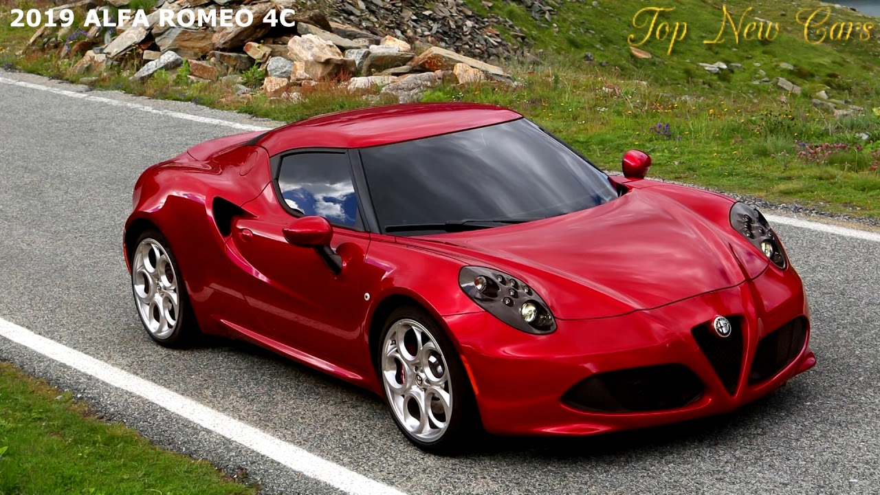 updated alfa romeo 4c arrives in 2019 youtube. Black Bedroom Furniture Sets. Home Design Ideas