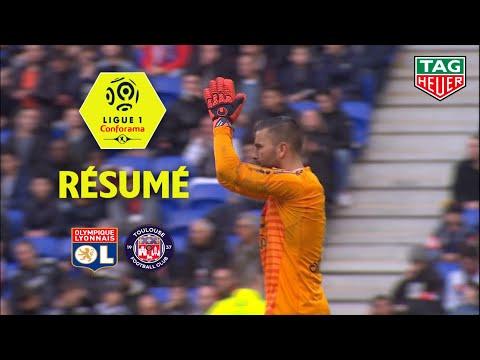 Olympique Lyonnais - Toulouse FC ( 5-1 ) - Résumé - (OL - TFC) / 2018-19