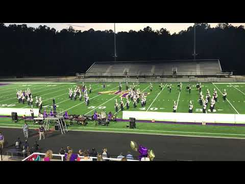 Newnan High School Marching Band 1