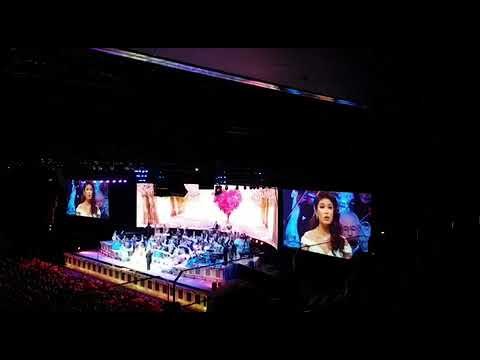 Andre Rieu Arena Hamburg 15022018 By Alshoubassy Youtube
