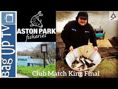 Aston Park Fisheries - Club Match King Final 2017 - BagUpTV - Match Fishing - 28/10/2017