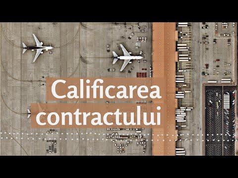 Pastila de civil #5: Calificarea contractului (MD)
