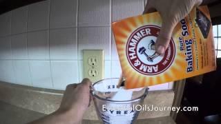 Essential Oils Homemade Carpet Deodorizer