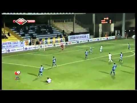 25.Hafta   Bucaspor'umuz 1-0 Adana Demirspor   Maç Özeti   PTT 1.Lig (2013-2014)