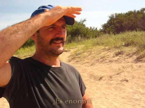 Victor Bo descubre el mar