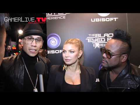 The Black Eyed Peas Experience Premiere: Exclusive Interview with The Black Eyed Peas