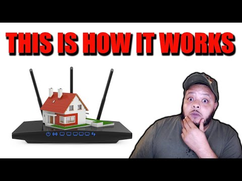 How the Internet Works in Your House