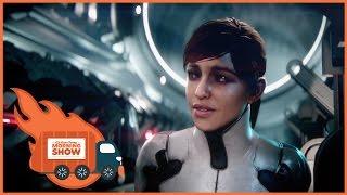 Mass Effect Andromeda Reviews Reaction - Kinda Funny Morning Show 03.20.17