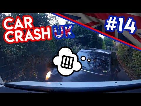 [UK] Bad Driving & Car Crash Compilation #014 JANUARY 2019