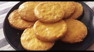 玉米面餅幹 | how to make cookies