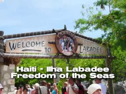 HAITI - LABADEE - CARIBBEAN SEA - SEP/07