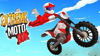 Extreme Moto Run (Level 01-20) - Y8 Game | Eftsei Gaming