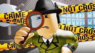 The Detective: A Sad Roblox Movie