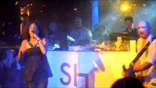 E=90 Je le fais express by Zen from Fishbone Beat ft. Gladys Dartril @ Padova 16 mar 2011