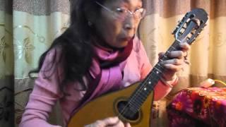 Ca dao em và tôi -St: An Thuyên -Mandolin Việt Dung