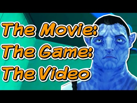 James Cameron's Avatar: The Movie: The Game: The Video