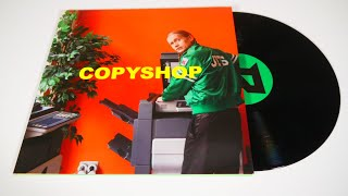 Romano - Copyshop Vinyl Unboxing