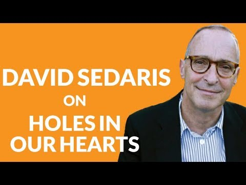 Chapter 18: David Sedaris on holding happiness hostage and healing holes in our hearts Mp3