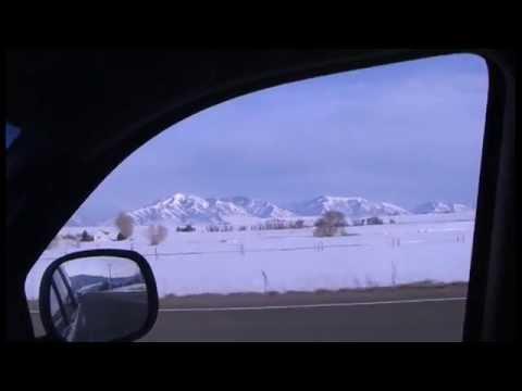 Logan Utah Winter Time