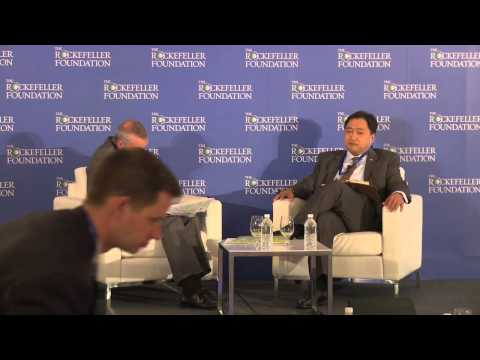 8  Urban Resilience Summit 2014   Keynote Interview  Cesar Purisima HD