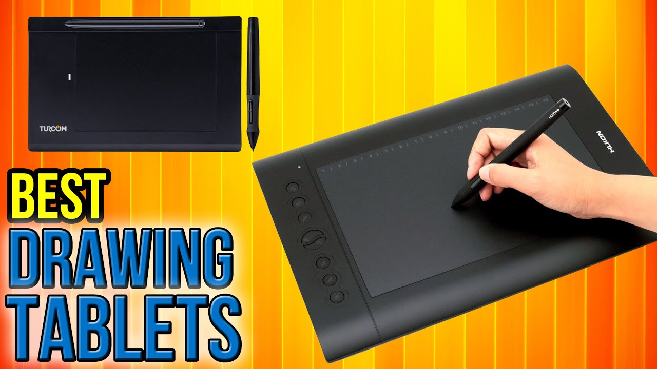 10 Best Drawing Tablets 2017 Youtube