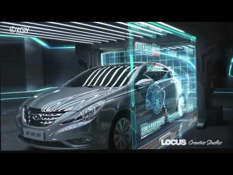 V-Ray Automotive Demo Reel 2012