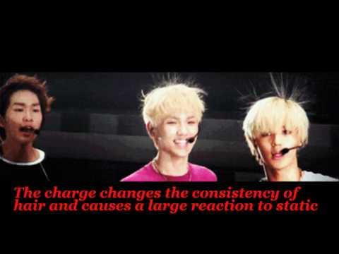 Kpop buzz :This is what happens when idols bleach their hair too often