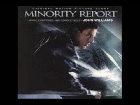 Minority Report Soundtrack- A New Beginning