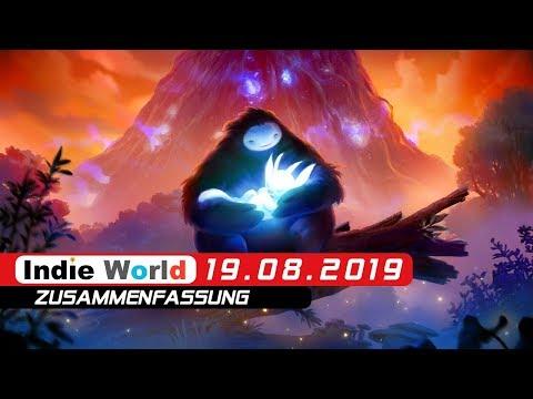 Nintendo INDIE WORLD Direct 19.08.19 - Zusammenfassung und meine Meinung