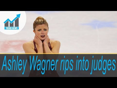 Ashley Wagner rips into judges after 4th-place finish at U.S. Figure Skating Championships