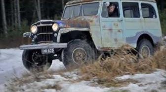 Nettiauto Latolöydöt – Willys Jeep Station Wagon - Nettiauto