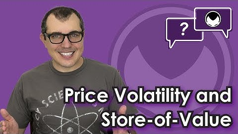 Bitcoin Q&A: Price volatility and store-of-value
