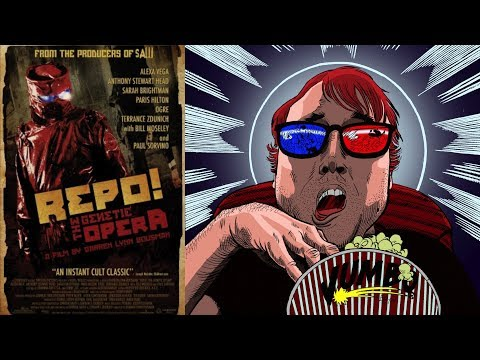 Repo! The Genetic Opera (2008) Movie Review || The Smelly Goth Kid of Musicals?