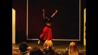 Восточные танцы в Новороссийске