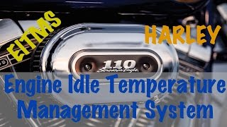 How to Use Harley Davidson Engine Idle Temperature Management System (EITMS)-Motorcycle Podcast