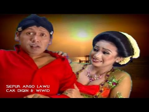 CAK DIQIN & WIWID WIDAYATI - SEPUR ARGO LAWU