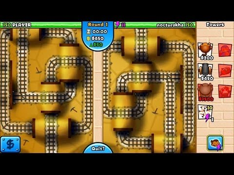 The Bloontonium Mine Strategy Guide - Bloons TD Battles - Defense Mode - R85+