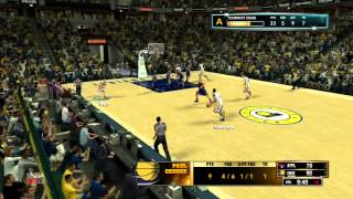 NBA 2K13 - My Career - Episode 9 ( Too Many Turnovers )